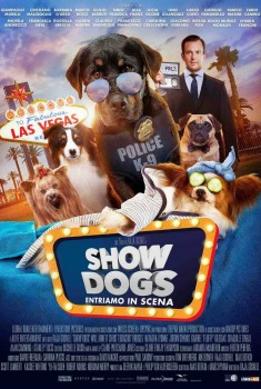Show Dogs (2018) Poster