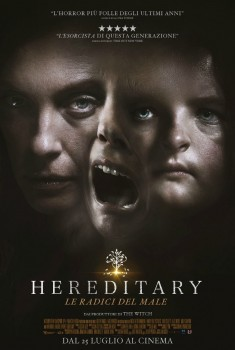 Hereditary - Le radici del male (2018) Poster
