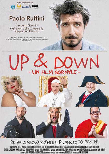 Up&Down - Un film normale (2018) Poster